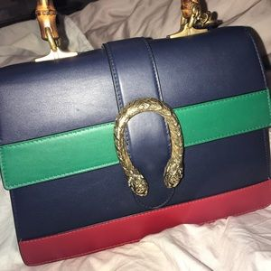 Gucci Bags - Gucci Dionysus small leather top handle bag